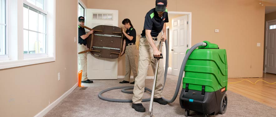 Gainesville, FL residential restoration cleaning